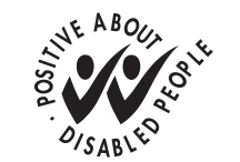 positive about disabled