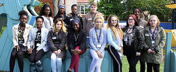 Caring students find quality work experience at Beams